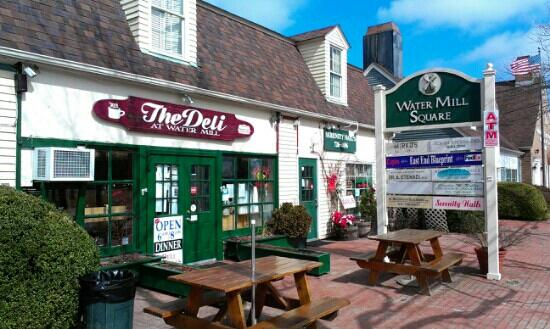 Deli At Water Mill
