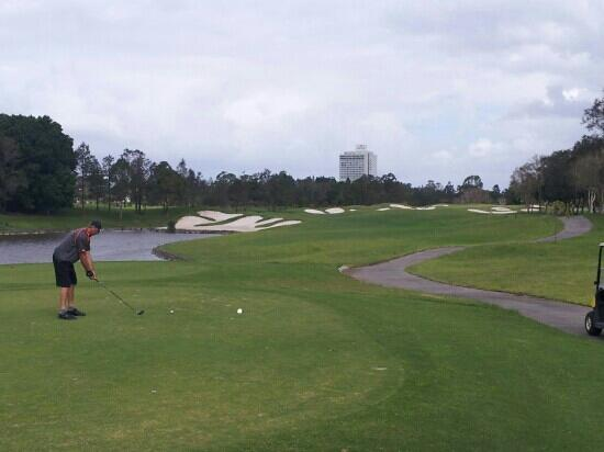 Royal Pines Resort Golf Club