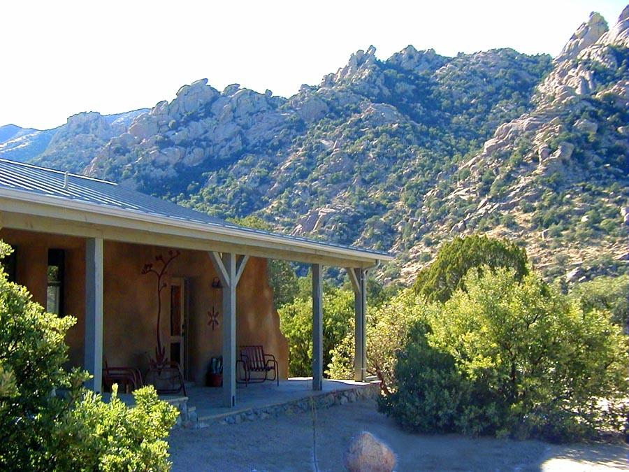 Cochise Stronghold, A Nature Retreat