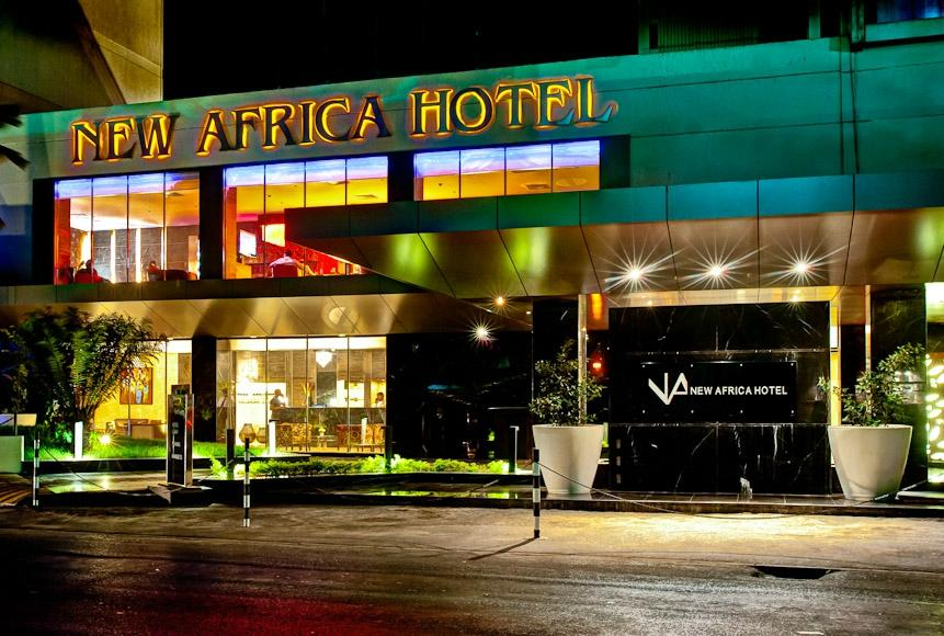 ‪New Africa Hotel‬