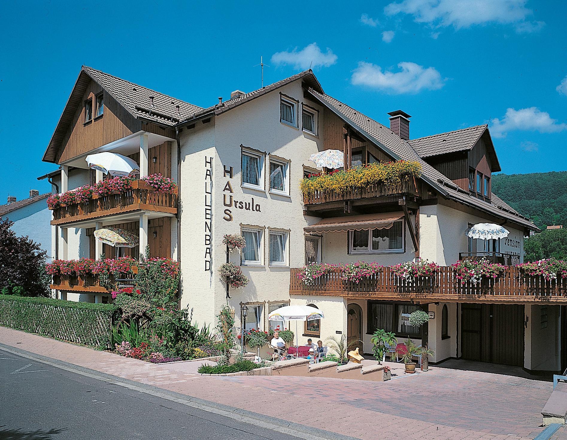 Hotel Ursula Bad Bruckenau