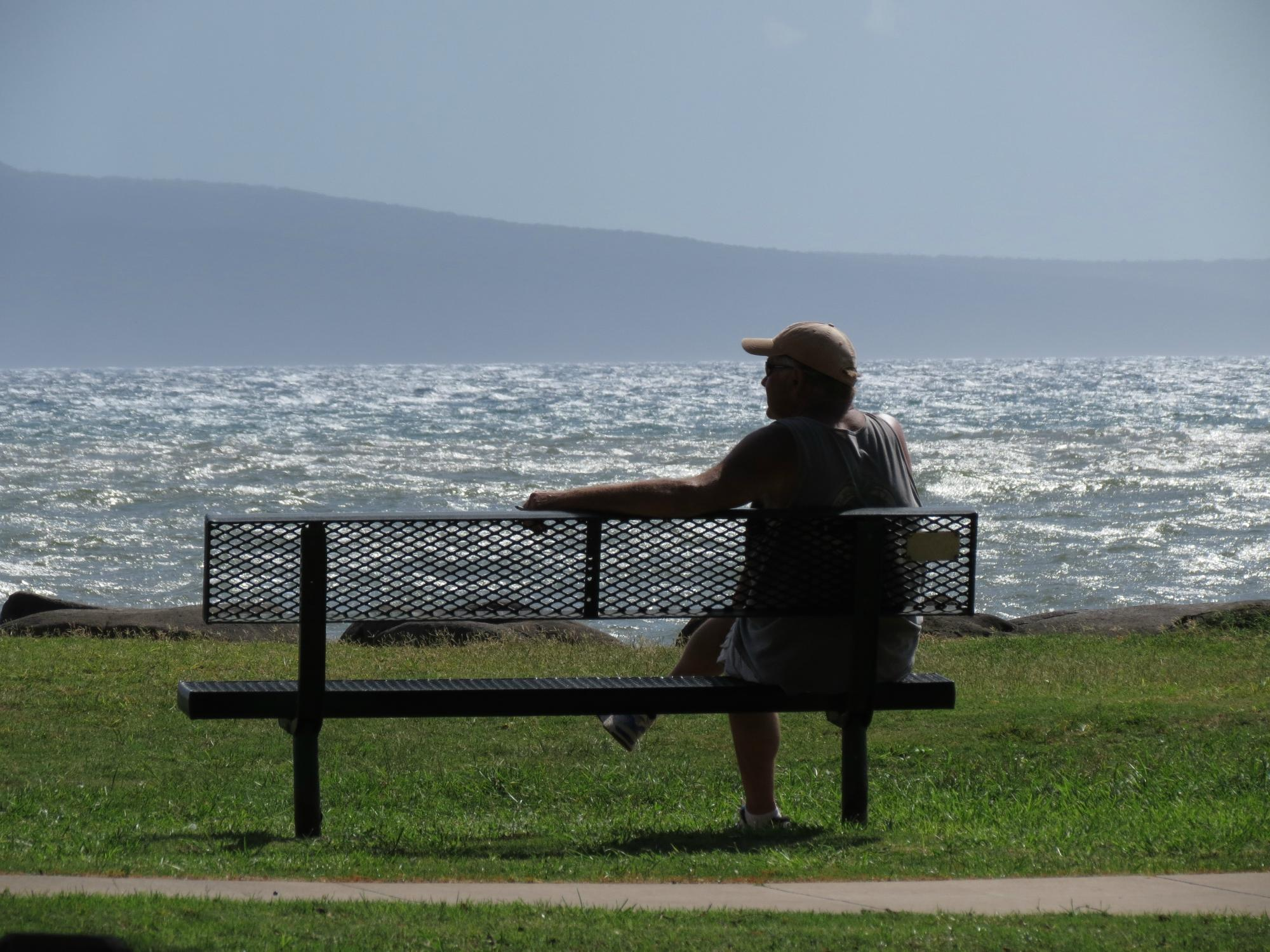 A Sunday Afternoon in Kihei Maui.  Photo by Sue Salisbury Maui Hawaii
