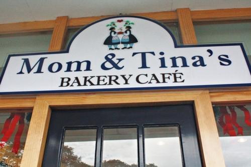 Mom and Tina's Bakery Restaurant