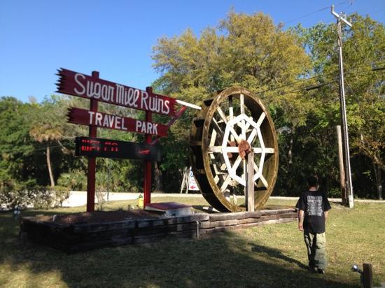 Sugar Mill Ruins Travel Park