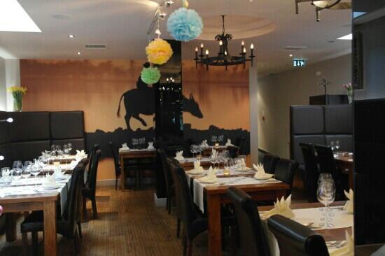 Carabao Thai Restaurant and Steak House