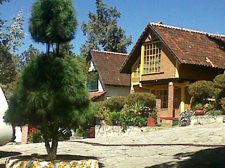 Villa Alpina El Chalet