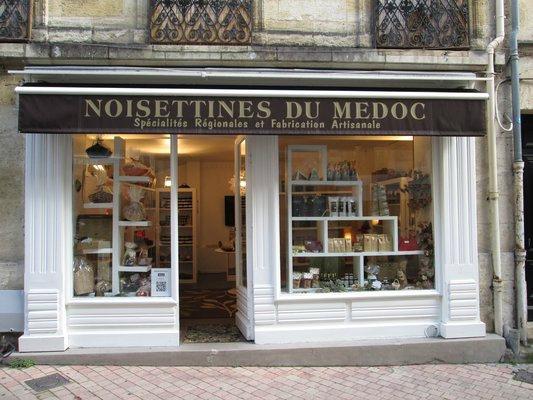 Les Noisettines du Medoc