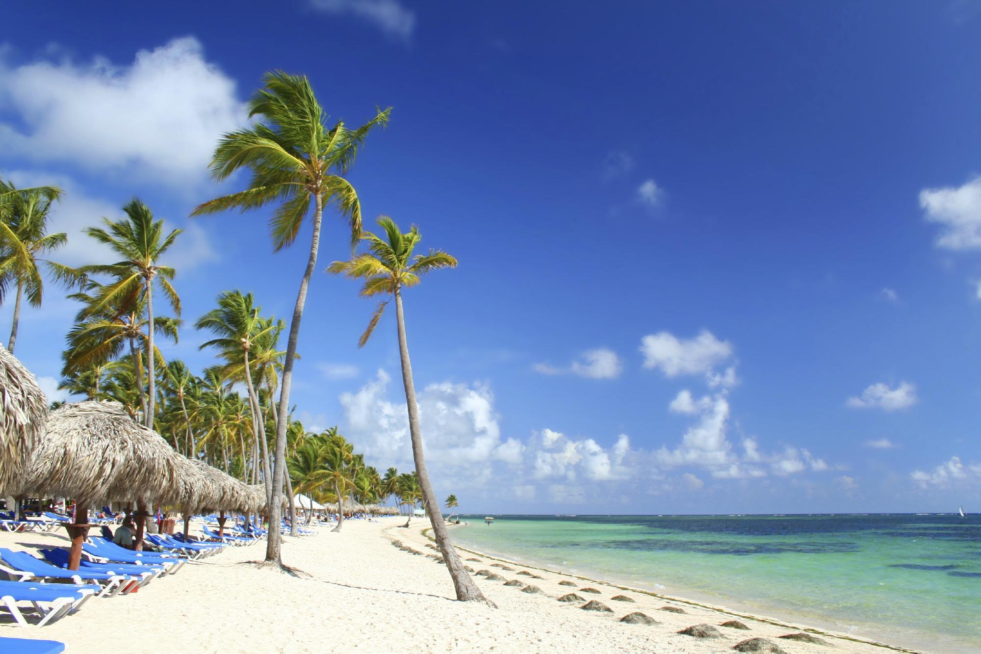 Dominican Republic shore