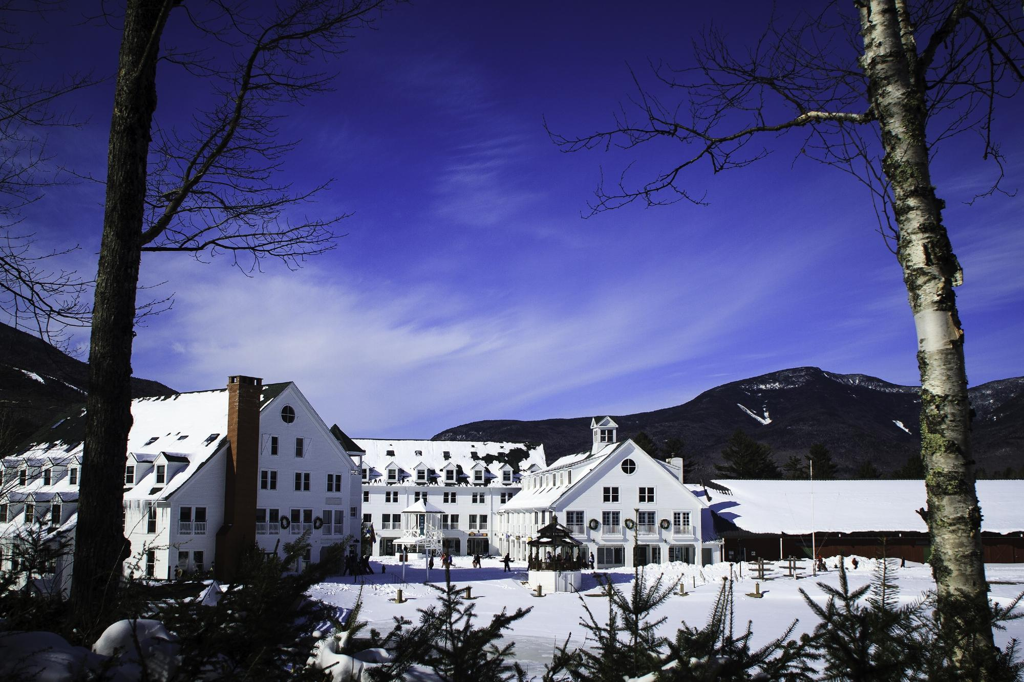 Town Square Condominiums At Waterville Valley Resort New