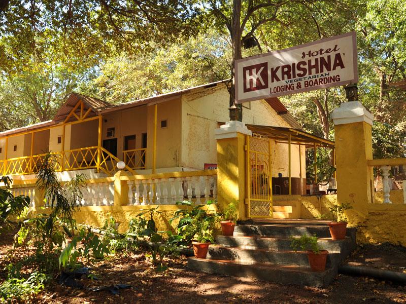 Hotel Krishna Matheran