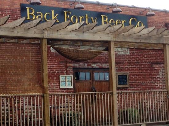 Back Forty Beer Co