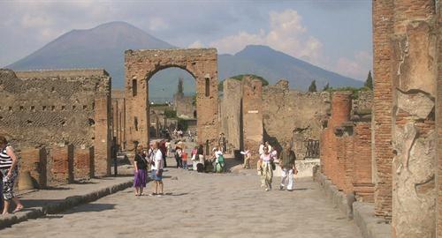 Pompei Tour Organizer