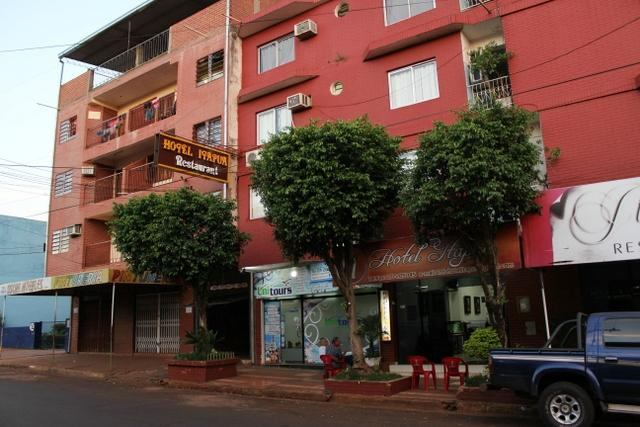 Hotel Itapua