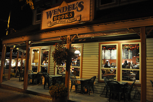 Wendel's Bookstore & Cafe