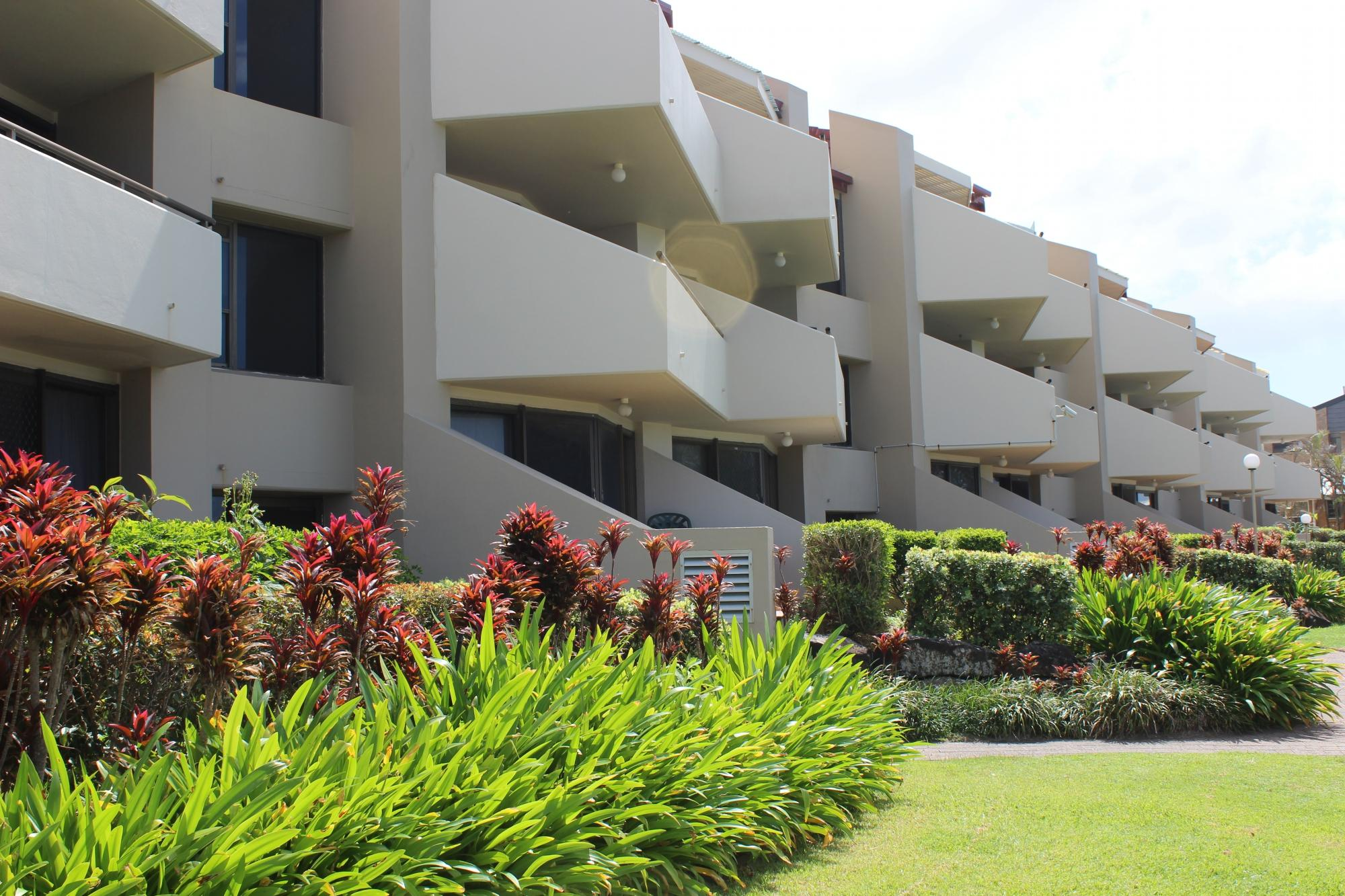 Sandrift Beachfront Apartments
