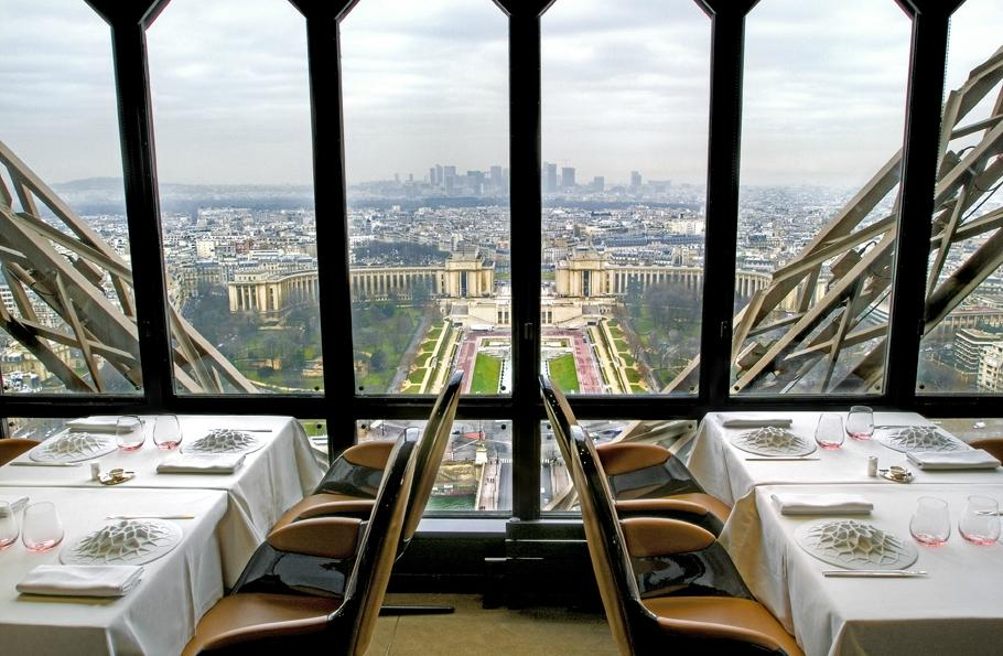 Le Jules Verne Paris Tour Eiffel Invalides Restaurant Reviews Phone N