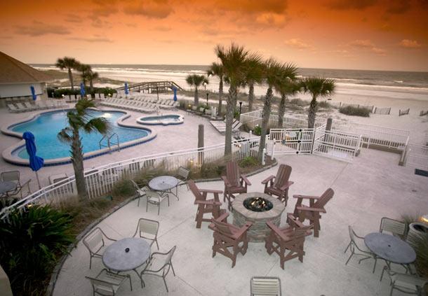 Courtyard Jacksonville Beach Oceanfront