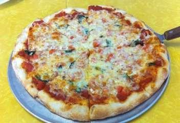 Pompeii Pizza