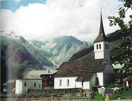 Pfarrkirche Maria SIeben Freuden (Dorf)