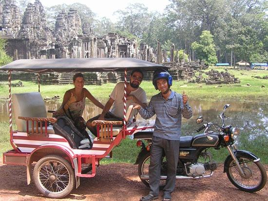Angkor Transport Services - Day Tours