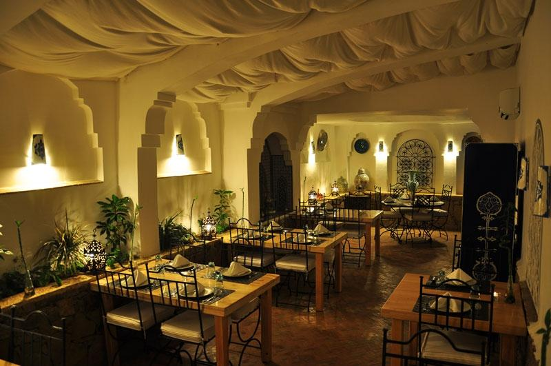 Restaurant al alba asilah restaurant reviews phone for Al alba jardin hotel