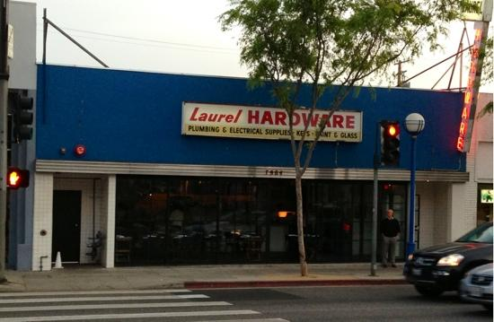 Laurel Hardware