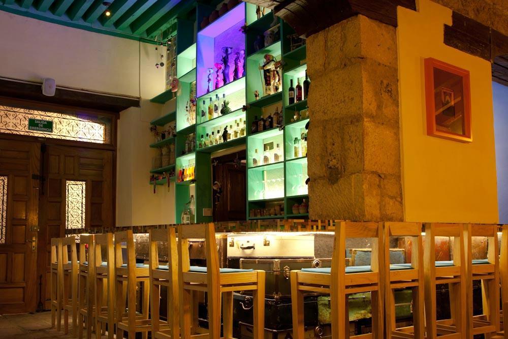 Tata mezcaleria author 39 s cuisine morelia ristorante for 416 americana cuisine