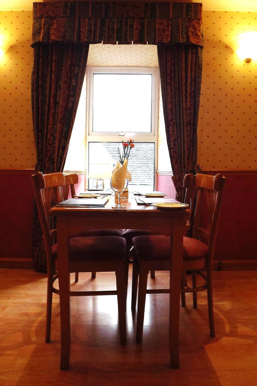 The dining room portree restaurant avis num ro de for Dining room questionnaire