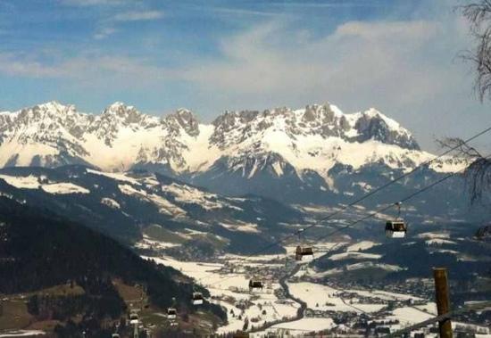Bergbahn Kitzbühel