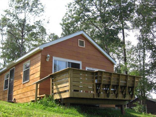 Lost Lake Wilderness Lodge