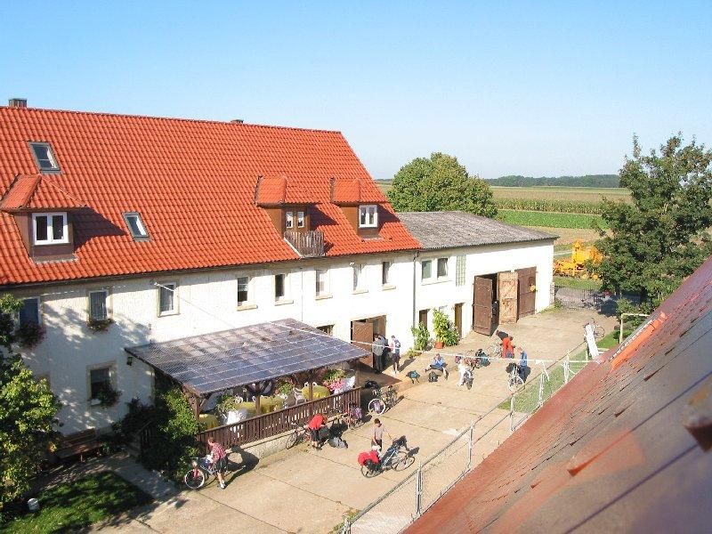Heuhotel Ferienbauernhof