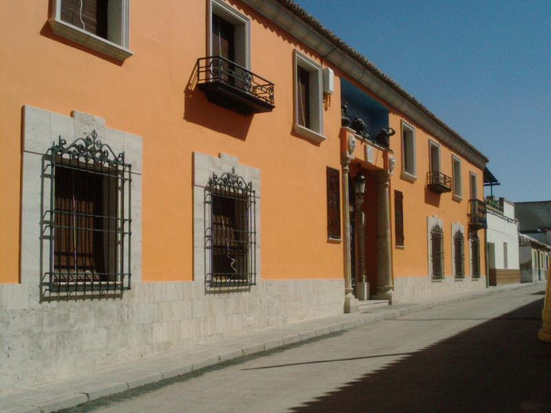 Hospederia Museo de Valdepenas
