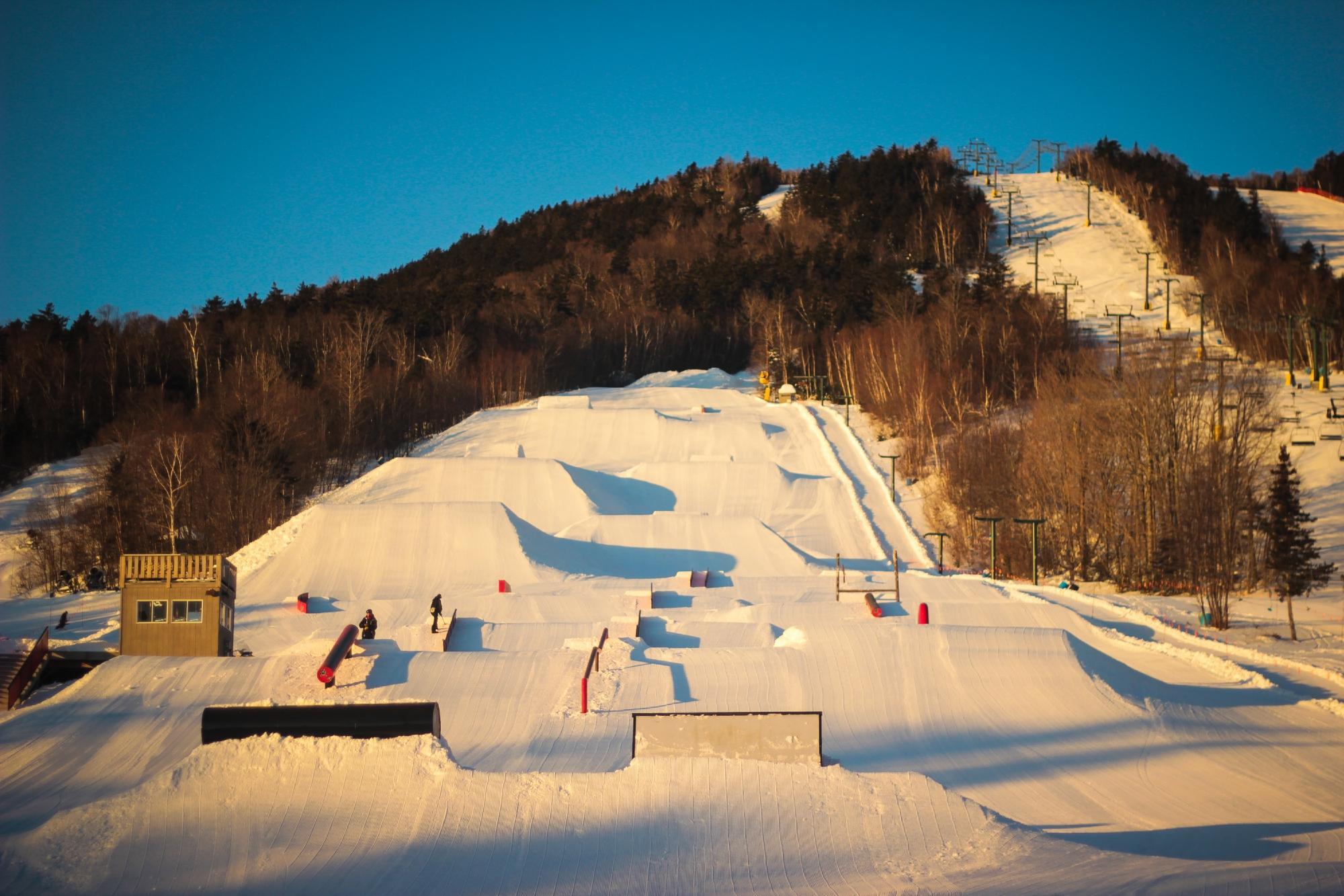 Waterville Valley Ski Resort 46