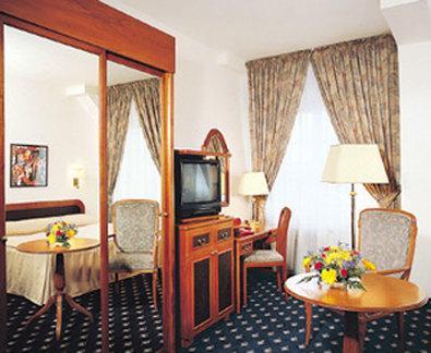 Hotel Kampa-Stara Zbrojnice