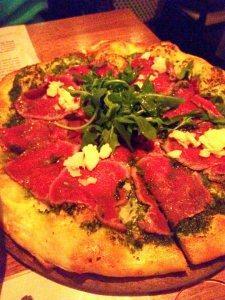 Carp Pizza