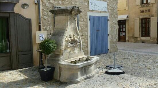 Le Circuit des Fontaines