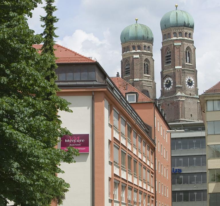Hotel Mercure Muenchen Altstadt