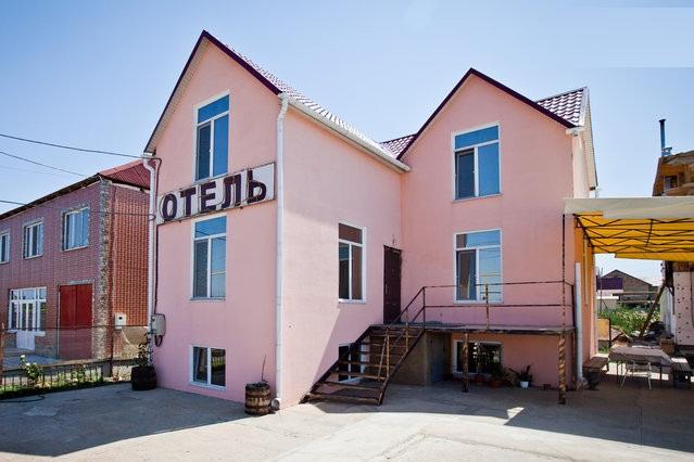 Отель Хлебодарский