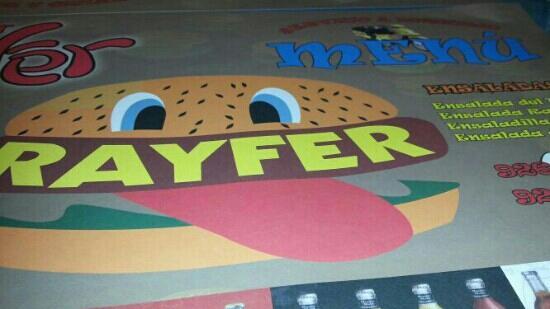 Burger Rayfer