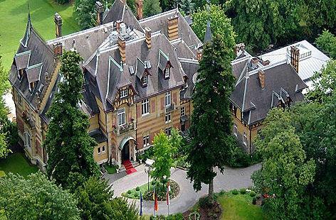 Restaurant Villa Rothschild Grill & Health