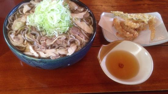 Soba restaurant Azumatei