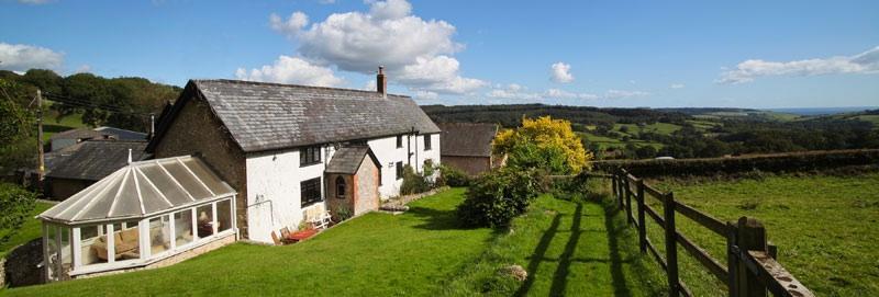 Higher Pound Farm Cottages