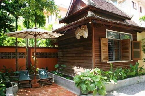Samnark Preahriem Villa