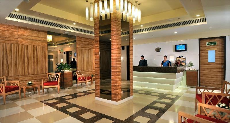 昌迪加爾赫穆特酒店
