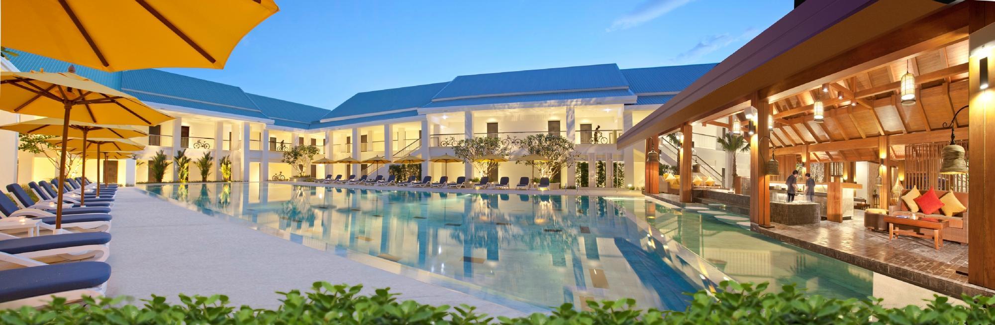 タンヤプラ スポーツ ホテル