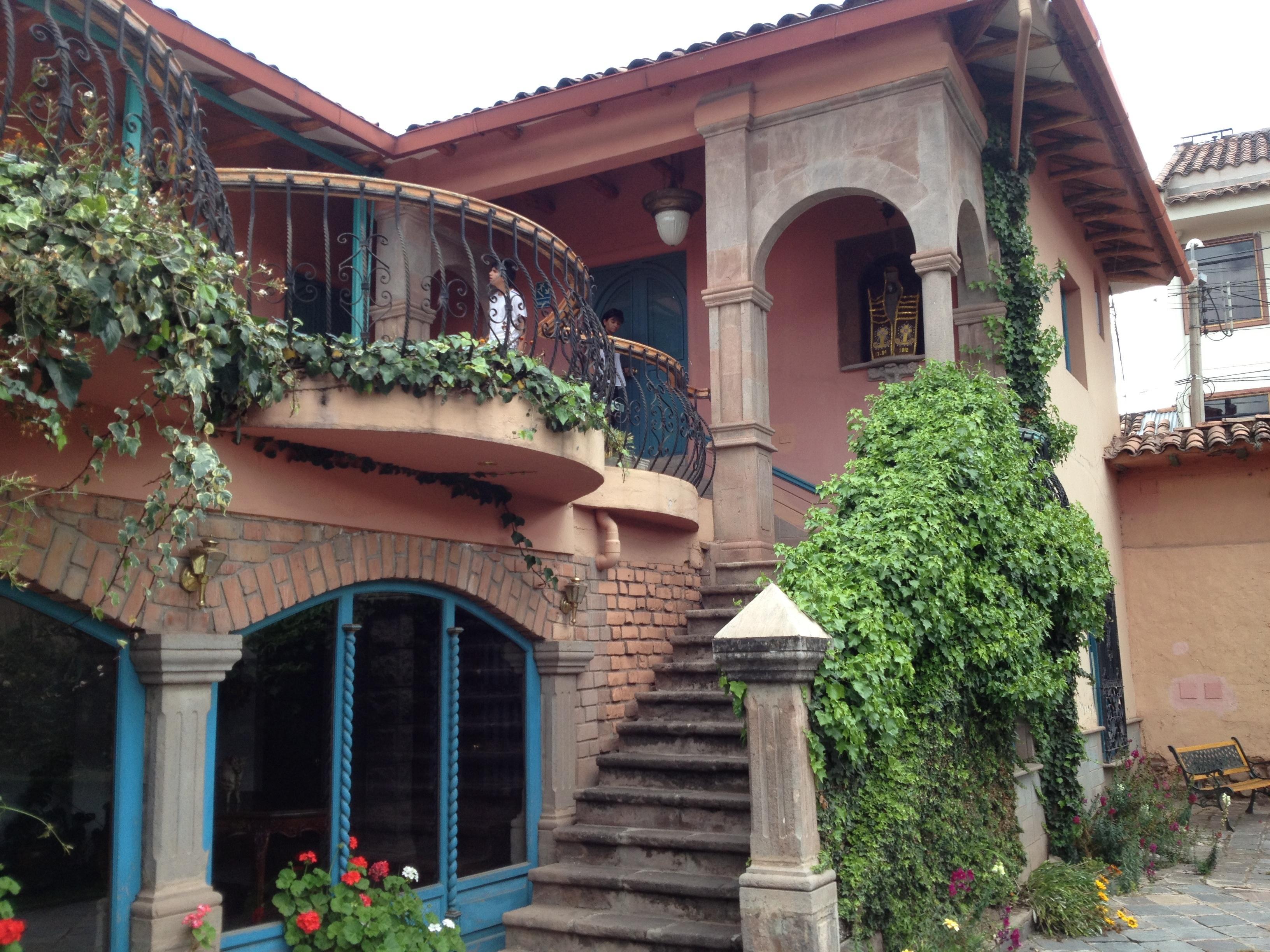 ラグジュアリー ホテル サン ヘロニモ クスコ