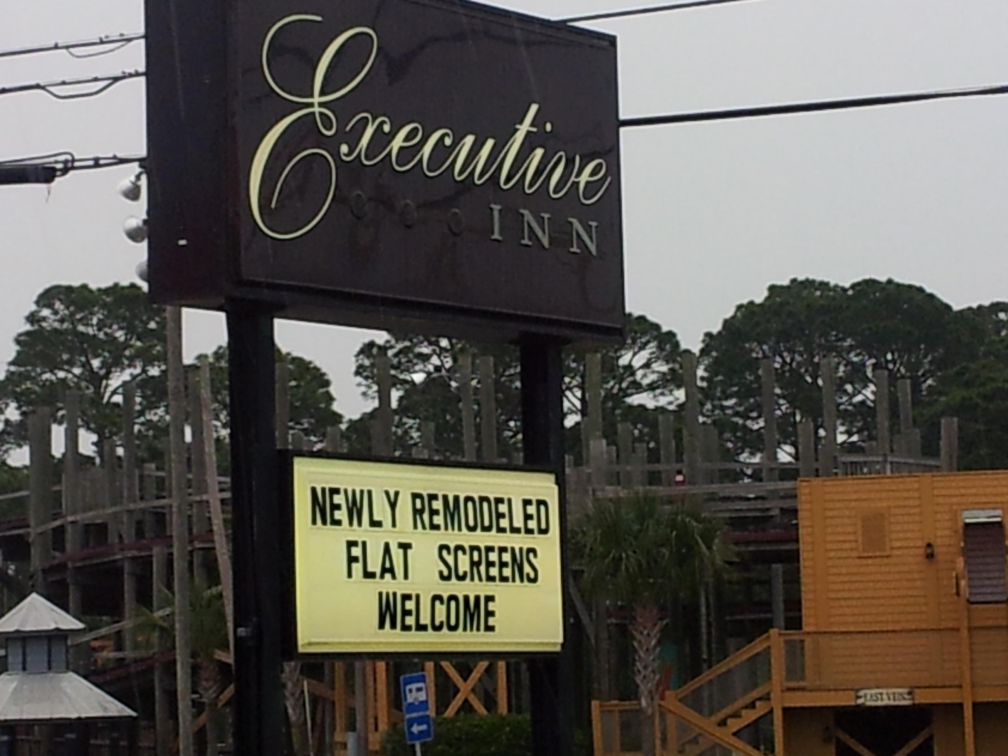 Executive Inn Panama City Beach