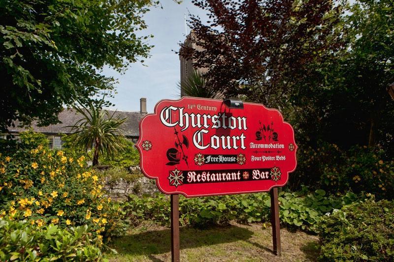 Churston Court Hotel