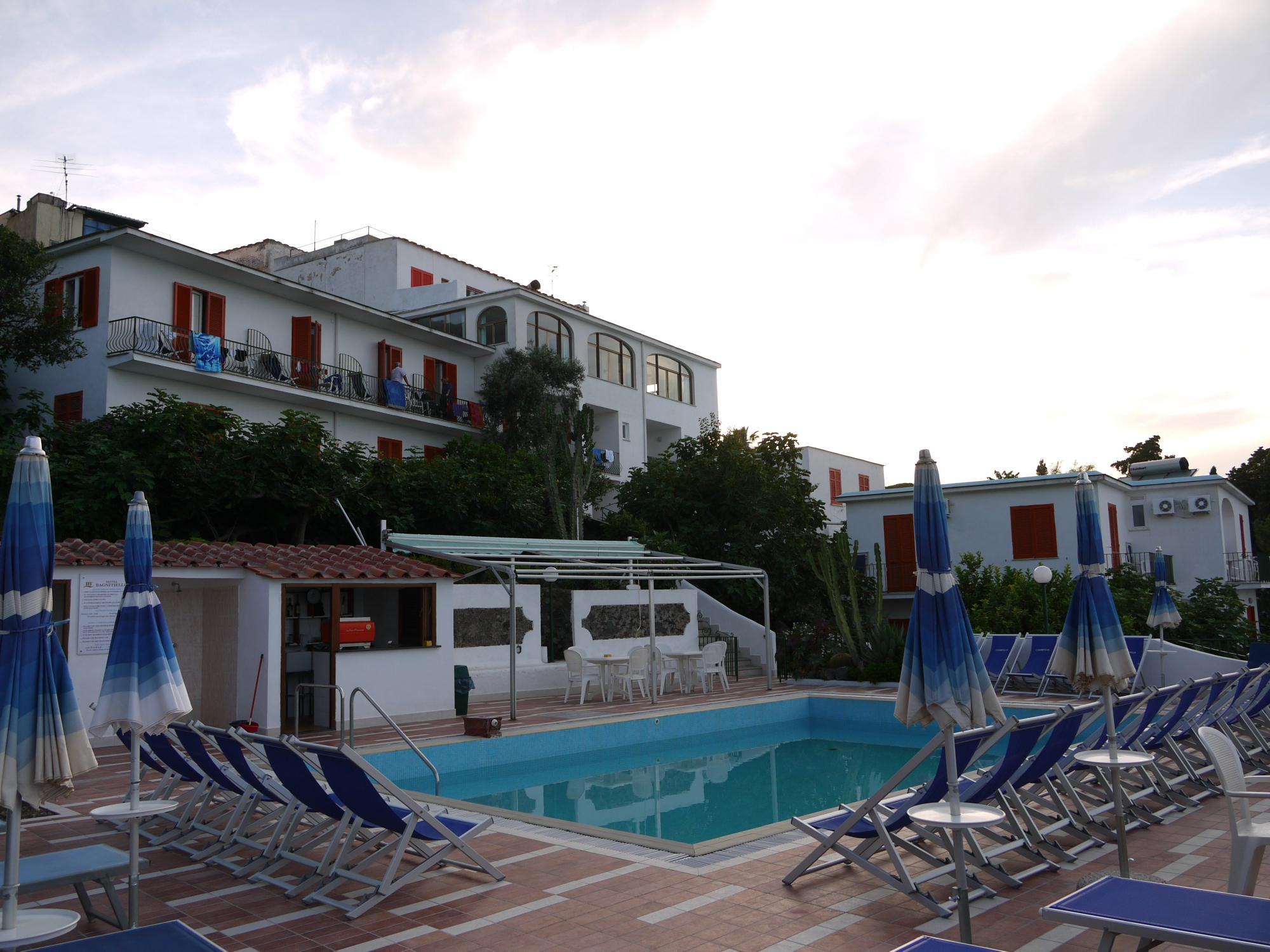 Hotel Bagnitiello