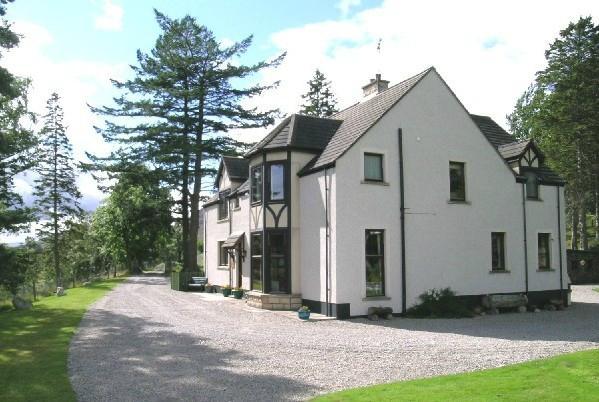 Crubenbeg House